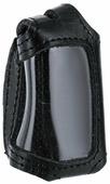 Чехол на брелок сигнализации Антей StarLine A4/A6/A8/A9, 16507, с кнопкой, черный