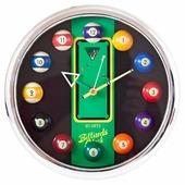 Часы настенные «12 шаров» D27 см 40.128.12.0 Weekend
