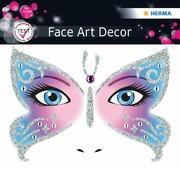 "Наклейки на лицо Face Art ""Butterfly"""