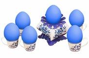 """Пасхальный набор для украшения яиц """"В гостях у бабушки"""" , 2806407, 13 х 18 см"""