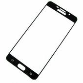 для Samsung A7 2016 / A710 Защитное стекло Ainy Full Screen Cover 2,5D 0,33 мм черное