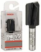 Фреза пазовая, 2 лезвия, хв-8мм, ф18мм, длина25мм Bosch (2608628389)