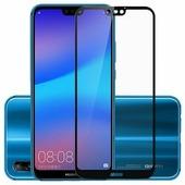 Противоударное защитное стекло Full Glue Screen Cover 0.3m черное Huawei P20 Lite