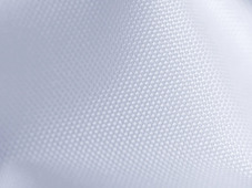 Ткань Текстэль Оксфорд 600 Премиум Плюс, ПУ, В/О, Термотрансфер, 200 г/кв.м, 150 см (Белый Аист) (21 пог.м)
