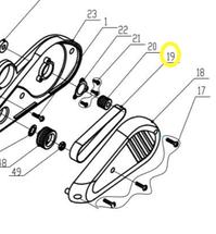 ремень PL3515-1 WORTEX M1B-SW01B-19