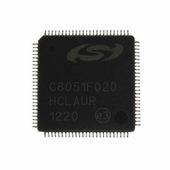микроконтроллер 8051 NXP , QFP C8051F020-GQR
