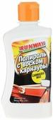 """Полироль с воском карнаубы """"Runway"""", 250 мл"""