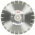 Алмазный отрезной круг Best for Concrete Bosch 400 x 20,00 + 25,40 x 3,2 x 12 mm (2608602659)