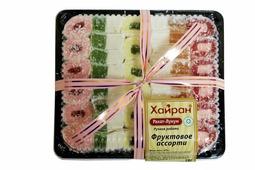 Рахат-лукум хайран Ассорти «Фруктовое» 470 гр
