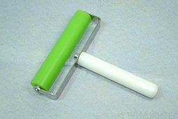 Валик резиновый для приклейки окоплёнки 10см