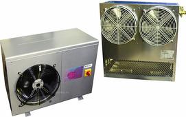 Сплит-система высокотемпературная Rivacold WSH028Z001