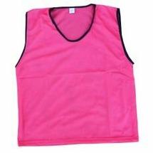 Манишка тренировочная розовая