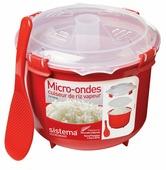 Рисоварка 2,6 л Microwave Sistema 1110