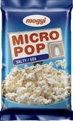 Попкорн MOGYI Micropop для СВЧ с солью, 100 г