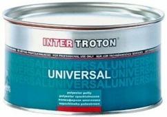 Шпатлевка универсальная наполняющая полиэфирная INTER TROTON UNIVERSAL 1 кг