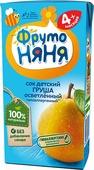 ФрутоНяня сок из груш с 4 месяцев, 0,2 л