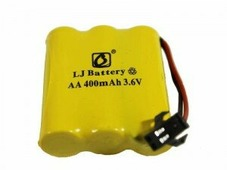 Double E Аккумулятор Ni-Cd 3.6V 400mAh (SM)