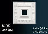 Лепнина Перфект Розетка потолочная B3052