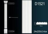 Лепнина Перфект Пилястра D1521