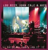 """Reed, Lou/ Cale, John & Nico """"Lou Reed / John Cale & Nico - Bataclan (2LP)"""""""