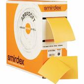 Абразивная бумага в рулонах на поролоне Smirdex Abrasoft 25м P400