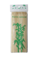 Палочки-шампуры для шашлыка, бамбук, 30см (100шт)