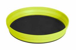 Тарелка SeatoSummit X-Plate складная светло-зеленый 1.17Л