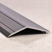 Алюминиевый порог ПО-45х15 с перепадом 270 см