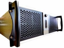 """Промышленный безвентиляторный сервер RackNode™ 4U Xeon E 19"""" [RN4-C246i]"""