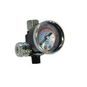 Русский мастер РМ-87326 Регулятор давления с манометром