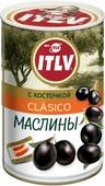ITLV маслины с косточкой, 314 мл