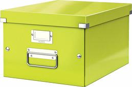 Коробка складная, универсальная, А4, Leitz Click & Store