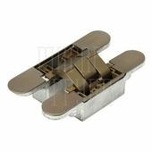 Morelli Luxury Скрытые петли MORELLI с 3-D регулировкой HH-16 40/60 кг античная бронза