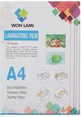 Пленка для ламинирования WF А4, 100мкм ПЭТ