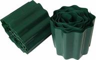 "Лента бордюрная ""Frut"", цвет: зеленый, 15 х 900 см"