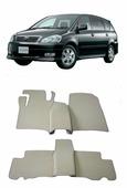Toyota Ipsum II минивэн правый руль 2001 - 2003 коврики EVA Smart Только два передних