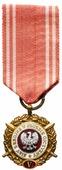 Медаль «За 5-летнюю службу в вооруженных силах Отечества» Польша F114002
