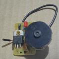 регулятор оборотов RS1250AE WORTEX JD2507-31