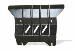 Комплект Защиты картера и крепеж ECO SKODA Octavia (2013->) 1,2/1,4/1,8 бензин АКПП
