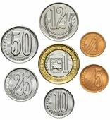 Венесуэла набор монет 2007-2012 (7 шт.) V130301