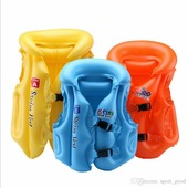 Жилет надувной для плавания Jilong Solid Swim Vest JL047246NPF