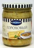 Суп Kronis гороховый, 500 мл