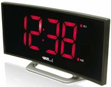 Электронные часы BVItech, BV-412RKS, с будильником