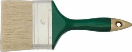 """Кисть плоская """"Гранд"""" из натуральной щетины, 63 мм"""