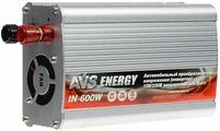Автомобильный преобразователь напряжения (инвертор) AVS 43112