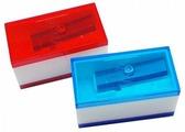 LEGO Точилка цвет синий красный 2 шт 51496