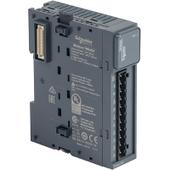 Аналог модуль расширения тм3- 4 аналоговых выхода Schneider Electric, TM3AQ4