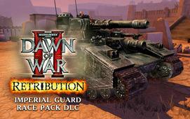 Sega Warhammer 40,000 : Dawn of War II - Retribution - Imperial Guard Race Pack DLC (SEGA_2626)