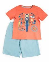 Комплект для мальчиков (джемпер, шорты)