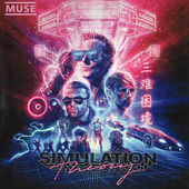 "Muse ""Muse - Simulation Theory"""